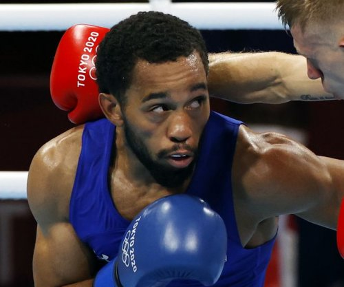 U.S. featherweight boxer Duke Ragan loses in finals for silver