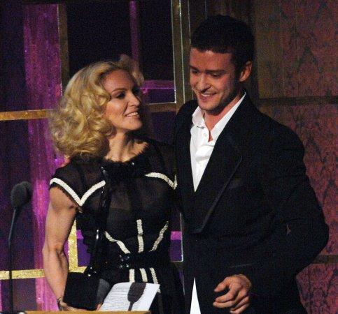 Madonna enshrined in Rock Hall of Fame