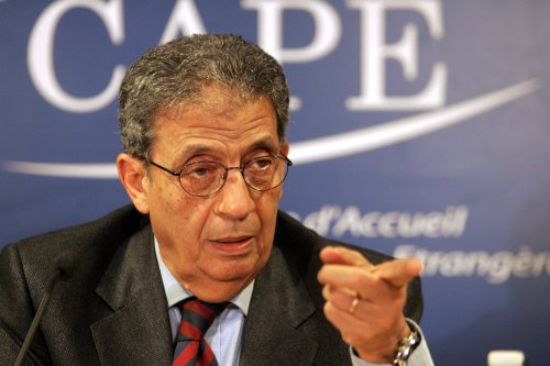 Ex-foreign minister heads presidential field in Egypt