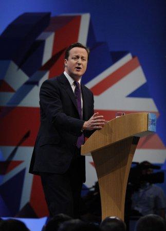 British P.M. urges change in succession
