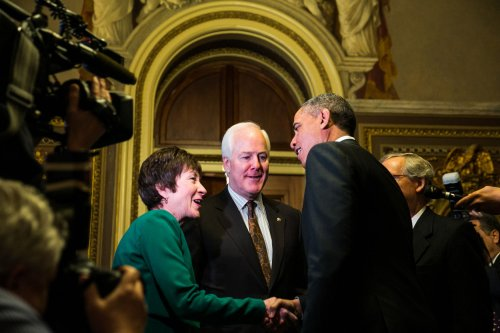Republican Senator Susan Collins endorses same-sex marriage