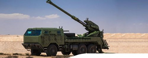 Asia-Pacific country receiving Elbit artillery solution