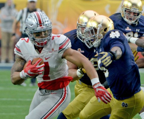 Ohio State football: Buckeyes' Jalin Marshall, Eli Apple enter NFL draft