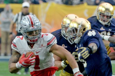 Ohio State football: Buckeyes' Jalin Marshall, Eli Apple enter NFL draft