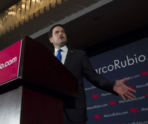 Rubio: 'I have no animus towards Chris' Christie after robot comment