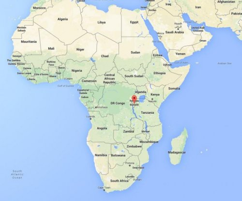 Burundian general, wife, daughter shot dead