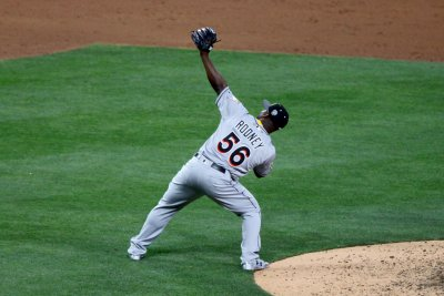 Miami Marlins decline option on All-Star reliever Fernando Rodney