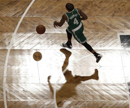 Boston Celtics, Isaiah Thomas hold on in Al Horford's return to Atlanta