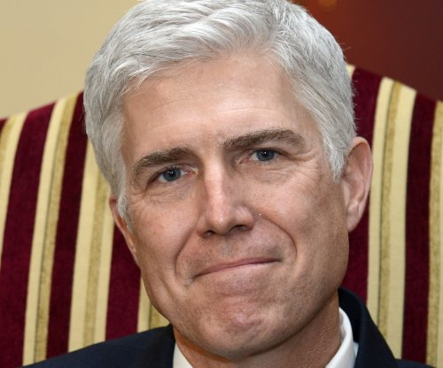 High court nominee Gorsuch 'disheartened' by Trump remarks in immigration fight