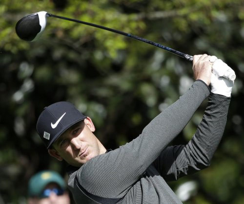 2017 Valero Texas Open: Kevin Chappell seizes one-shot lead in tough weather conditions