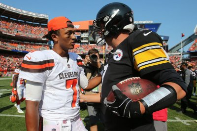 DeShone Kizer to remain Cleveland Browns' QB