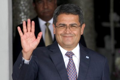 Honduran election commission declares Hernández winner of presidential race