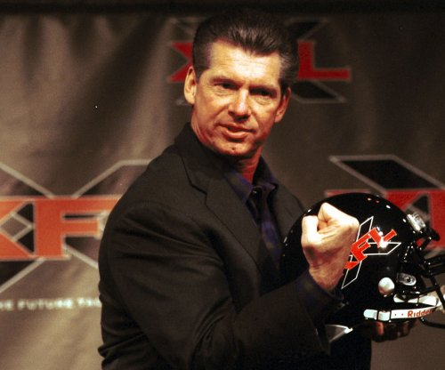 Reports: WWE's McMahon to start pro football league