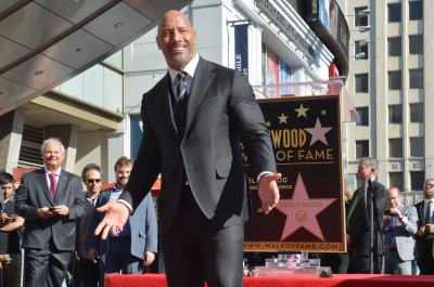 Dwayne Johnson to host and produce NBC's 'Titan Games'