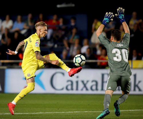 Real Madrid gives up two goal lead in draw with Villarreal