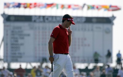 Donaldson rides record to Euro Tour lead
