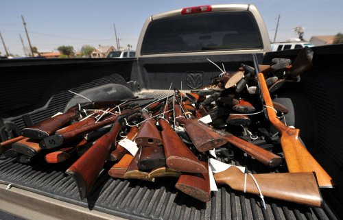 Report: Research priorities for gun violence identified