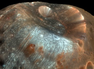 Proposed sample-collecting mission to Mars moon could be a 'twofer'