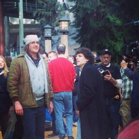 Here's a first look at Jason Segel as David Foster Wallace