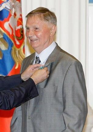 'Miracle on Ice' coach Viktor Tikhonov dies at 84