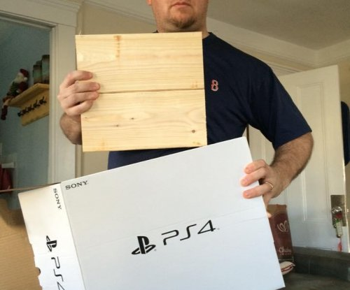 Boy, 9, opens PS4 from Santa, finds wooden replica with genital drawing