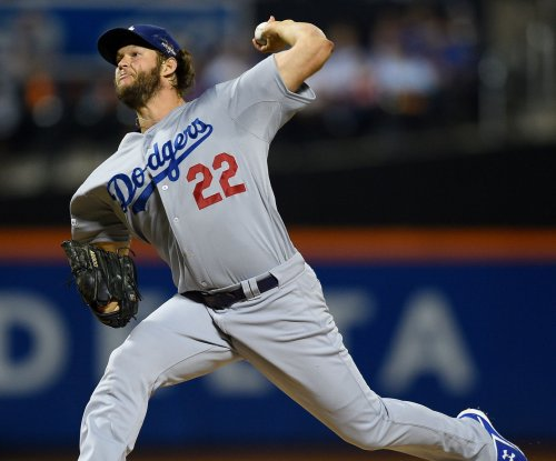 Los Angeles Dodgers LHP Clayton Kershaw gets sixth straight Opening Day start