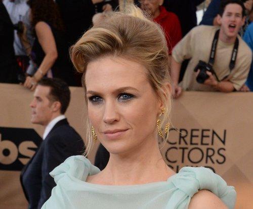 January Jones hints ex Ashton Kutcher discouraged her from acting