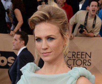 January Jones hints ex Ashton Kutcher discouraged her from acting