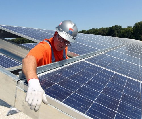 Report: Global renewable power capacity expanding
