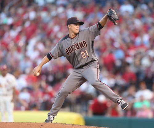 Zack Greinke, Arizona Diamondbacks mow down St. Louis Cardinals