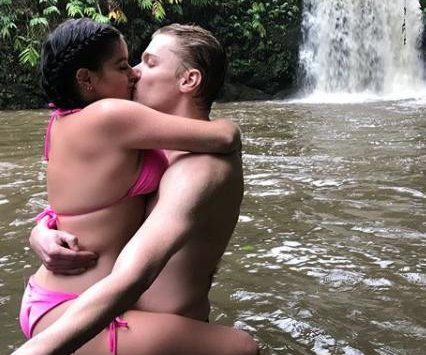 Ariel Winter celebrates one year with Levi Meaden: 'I'm the luckiest girl'