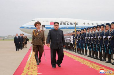 Report: Kim Jong Un could tour Vietnam ahead of summit with Trump