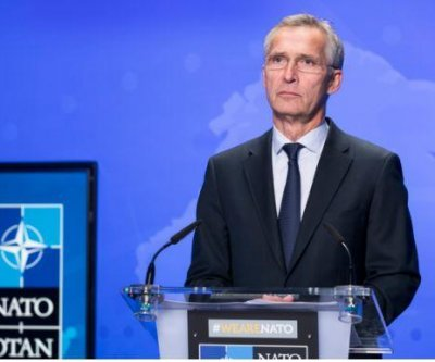 NATO's Stoltenberg: Expand NATO influence to counter China