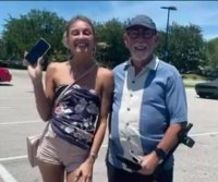 Treasure hunter finds tourist's lost iPhone on Florida beach