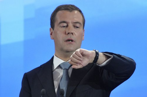 Medvedev heading to G8 summit in France