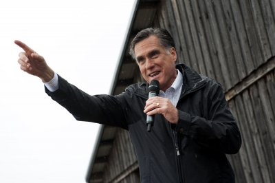 Romney stumps for farm vote