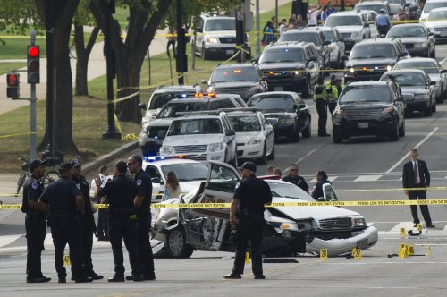 Capitol Hill suspect shot dead identified as Miriam Carey of Conn.