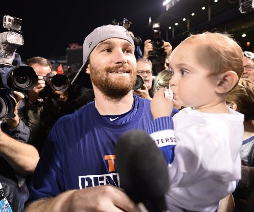 Daniel Murphy powers New York Mets to sweep of Chicago Cubs