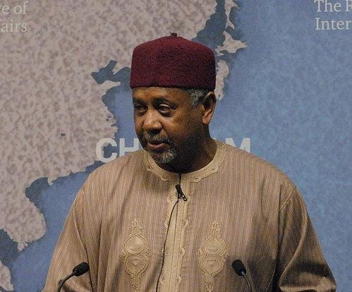 Nigeria says top adviser stole $2.4 billion from military