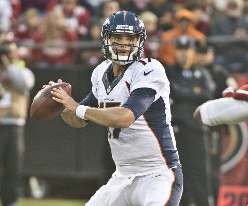 Broncos top Chargers, keep rolling sans Peyton Manning