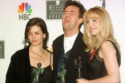 Friends cast to reunite for NBC special in February
