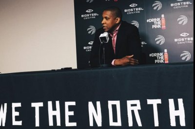 Toronto Raptors president says team needs off-season 'culture reset'