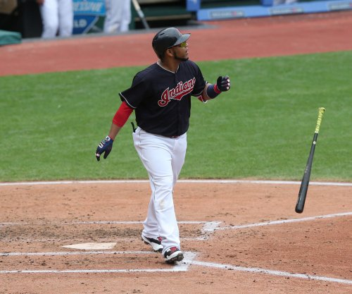 Edwin Encarnacion powers Cleveland Indians past Minnesota Twins