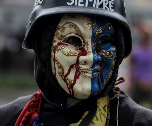 Venezuela imposes ban on demonstrations as election nears