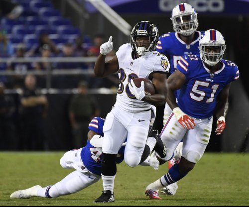 Buffalo Bills lose Tyrod Taylor, game to Baltimore Ravens