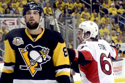 Penguins face Senators, aim for home-ice advantage