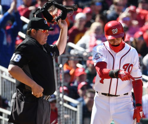 Strong-starting Braves face struggling Nationals