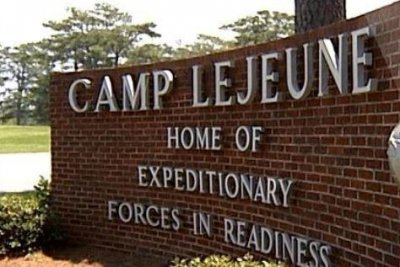 Navy denies claims from Camp Lejeune's contaminated water
