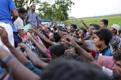 Rohingya can return to Myanmar Thursday in 2nd round of repatriation