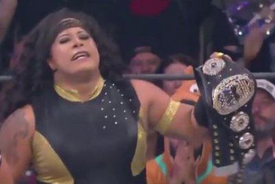 AEW Dynamite: Nyla Rose becomes Women's World Champion